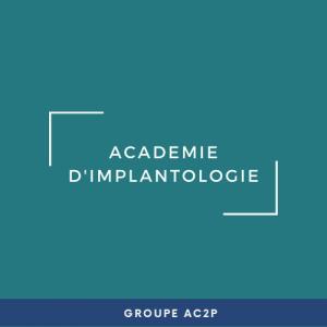 Logo carré Académie d'Implantologie