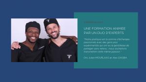 A propos de nous : Une formation animée par un duo d'experts